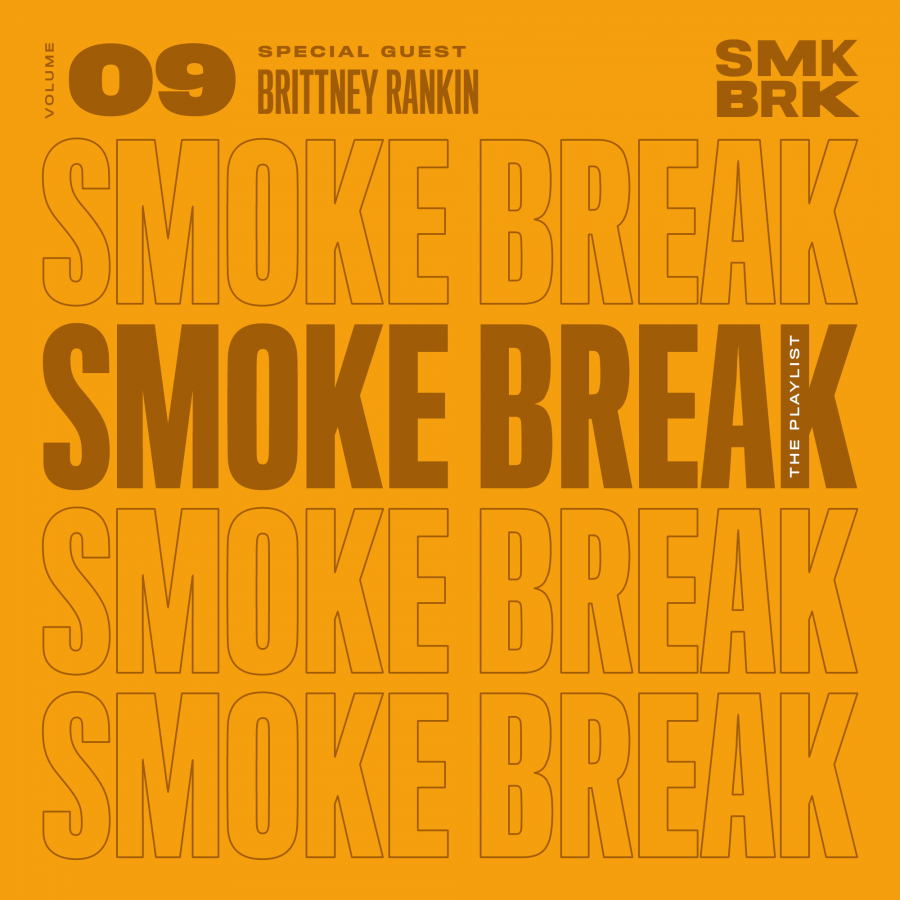 SMK BRK playlist vol 09 cover