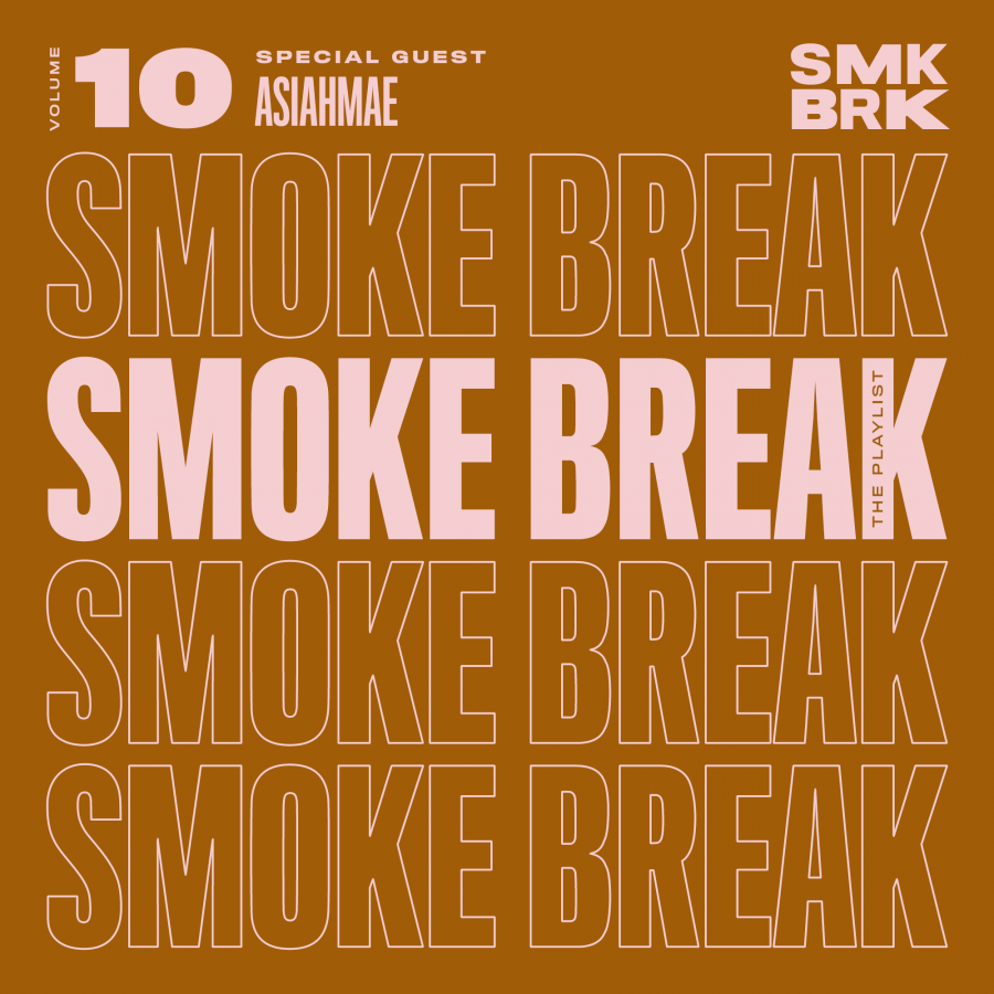 SMK BRK playlist vol 10 cover