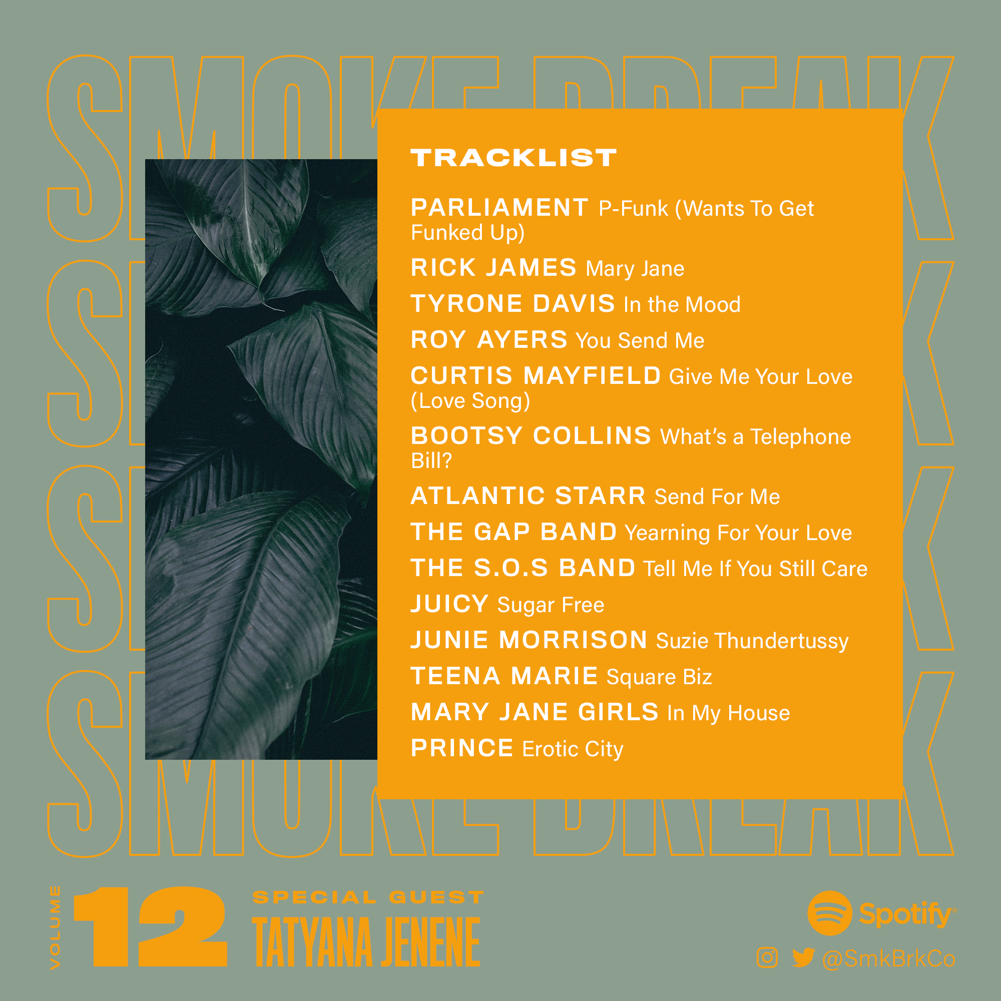 SMK BRK playlist vol 12 back cover