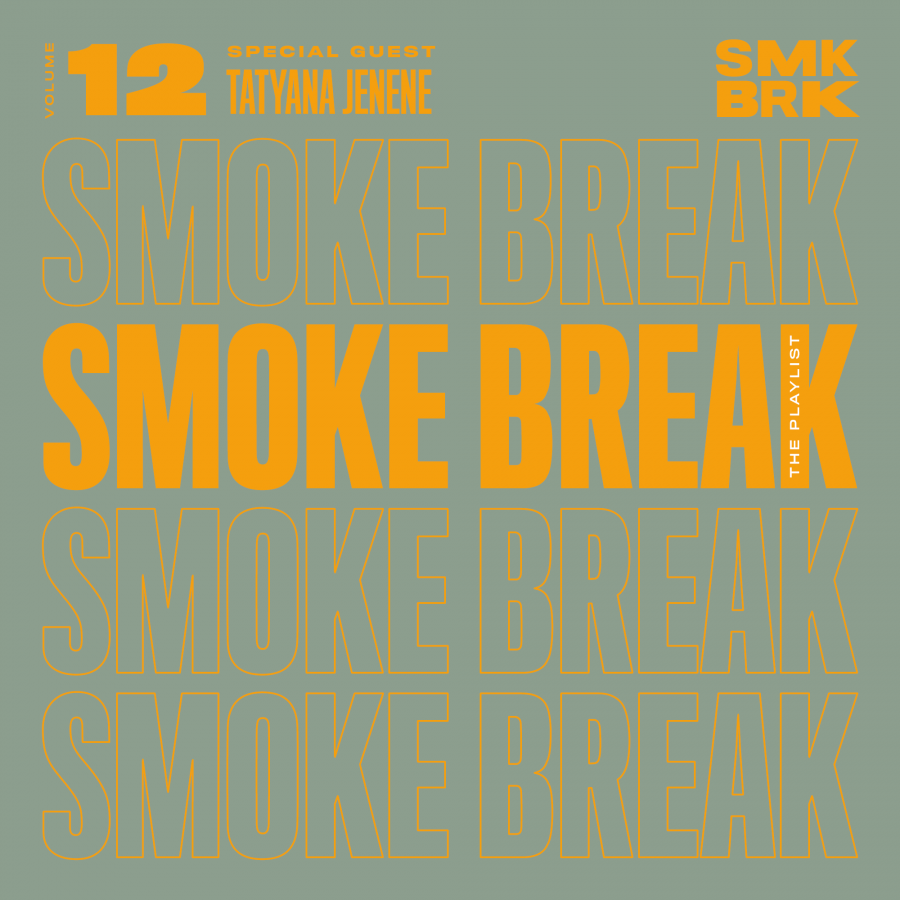 SMK BRK playlist vol 12 cover