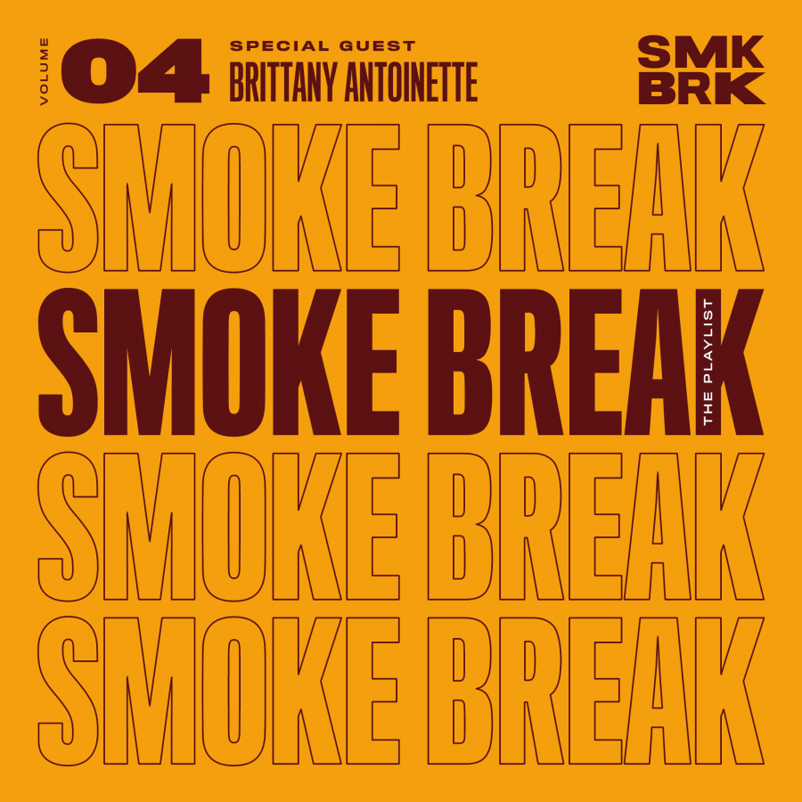SMK BRK playlist vol 04 cover