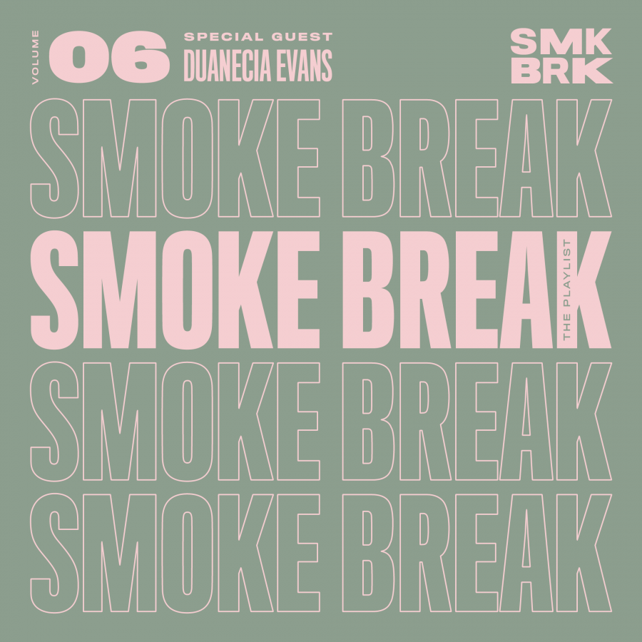 SMK BRK playlist vol 06 cover