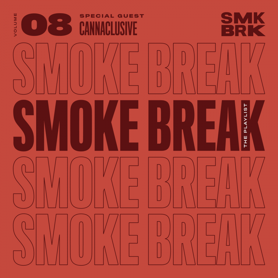 SMK BRK playlist vol 08 cover
