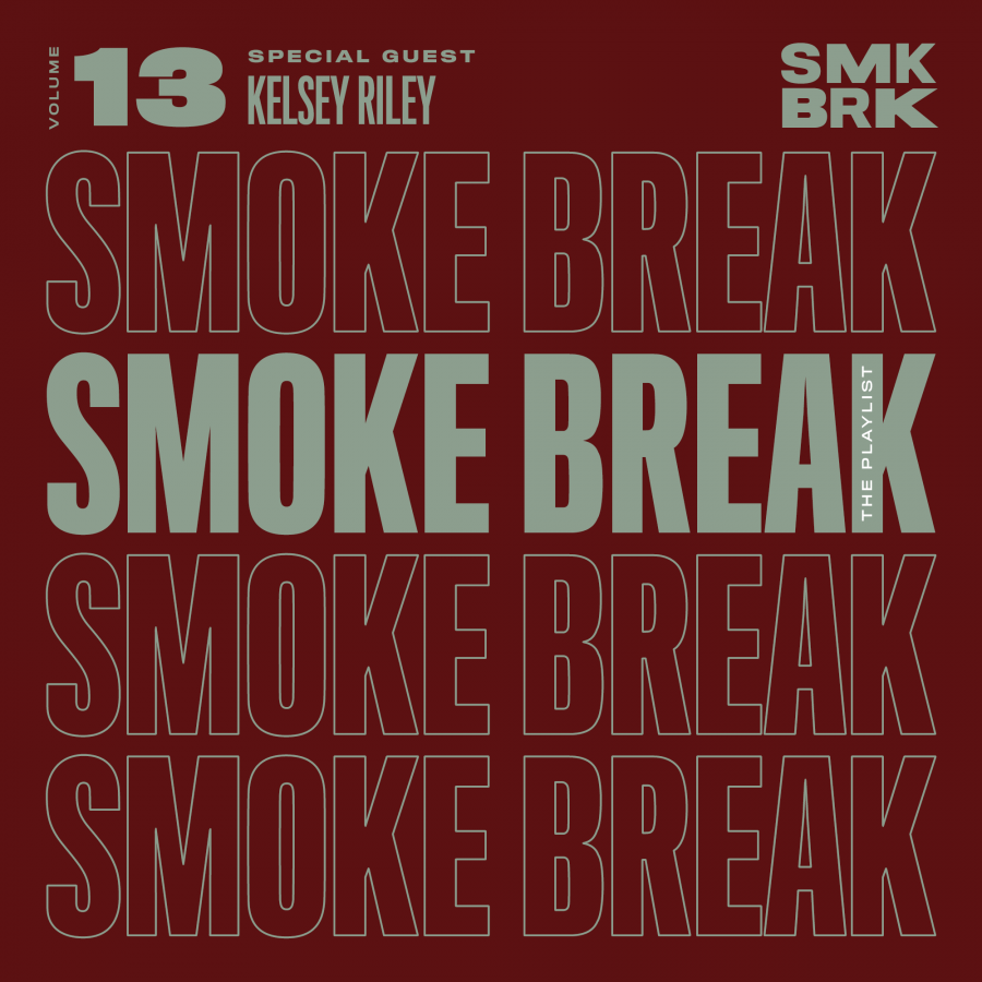 SMK BRK playlist vol 13 cover