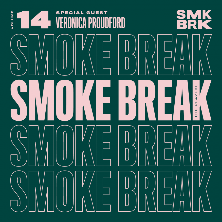 SMK BRK playlist vol 14 cover