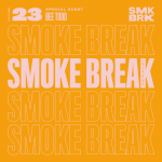 SMK BRK playlist vol 23 cover