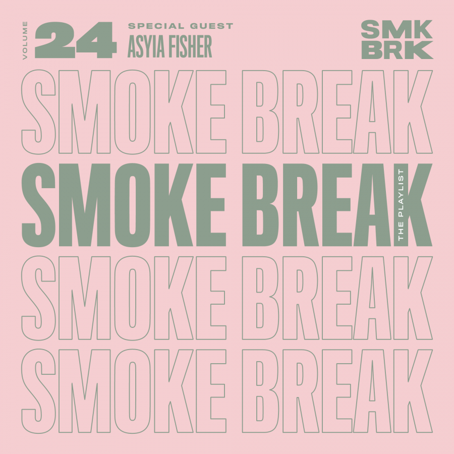 SMK BRK playlist vol 24 cover
