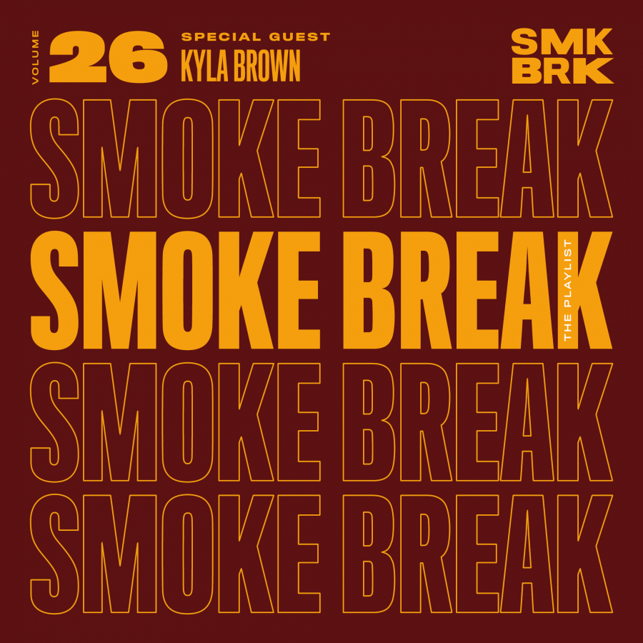 SMK BRK playlist vol 26 cover