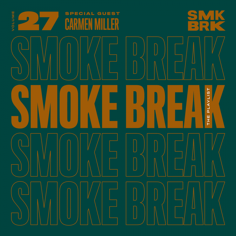 SMK BRK playlist vol 27 cover