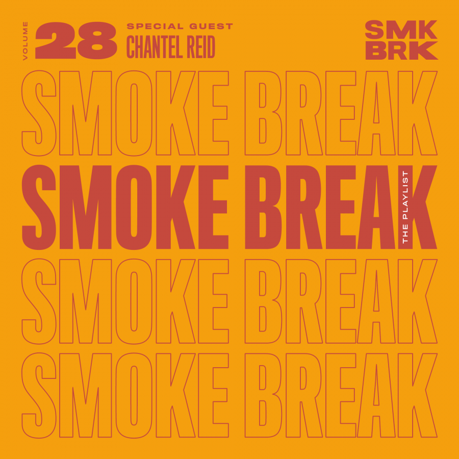 SMK BRK playlist vol 28 cover