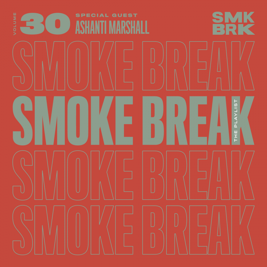 SMK BRK playlist vol 30 cover