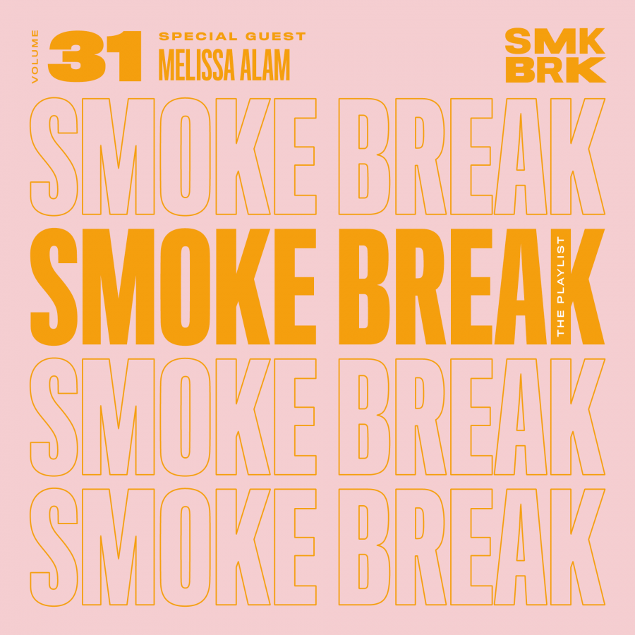 SMK BRK playlist vol 31 cover