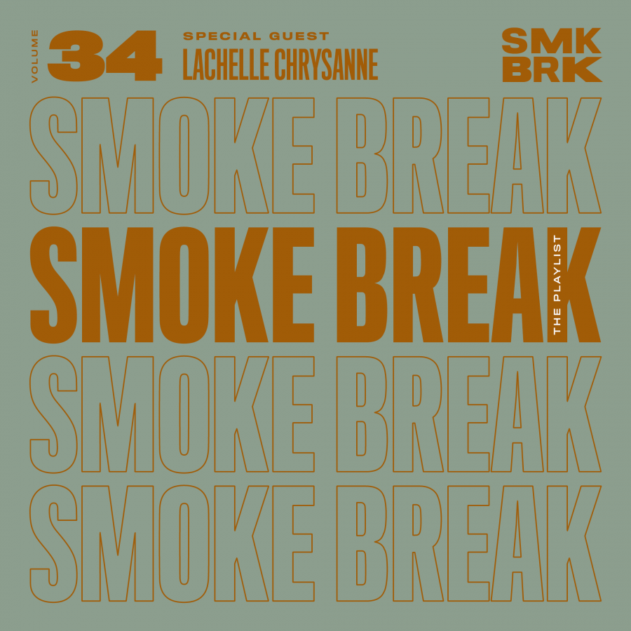 SMK BRK playlist vol 34 cover