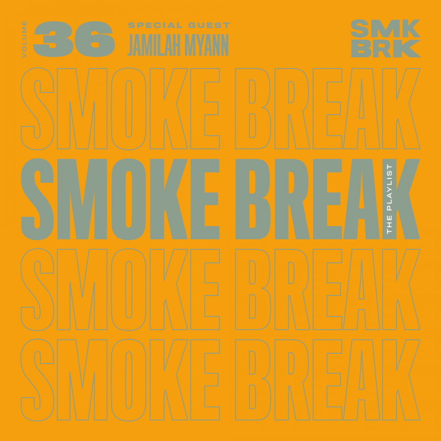 SMK BRK playlist vol 36 cover