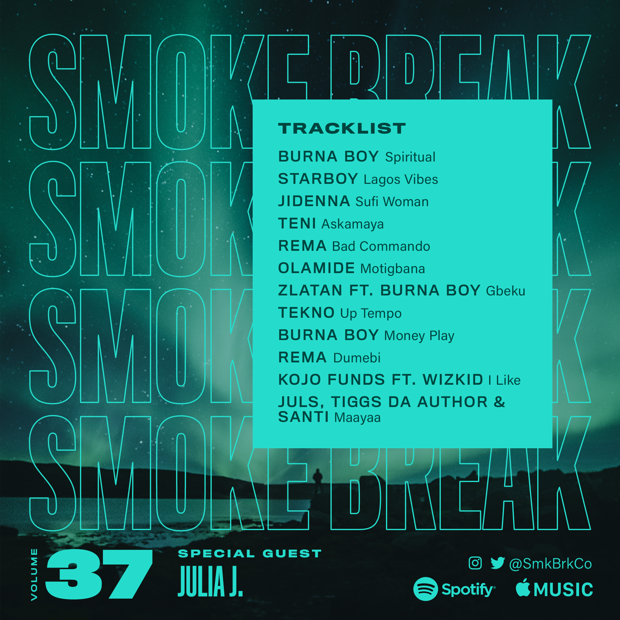 SMK BRK playlist vol 37 back cover