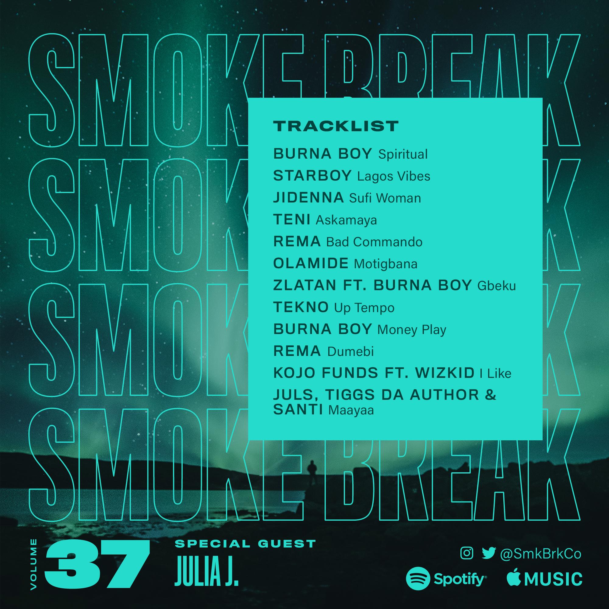 SMK BRK playlist vol 37 back cover