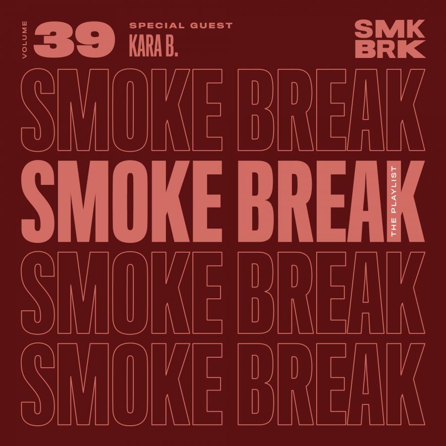 SMK BRK playlist vol 39 cover