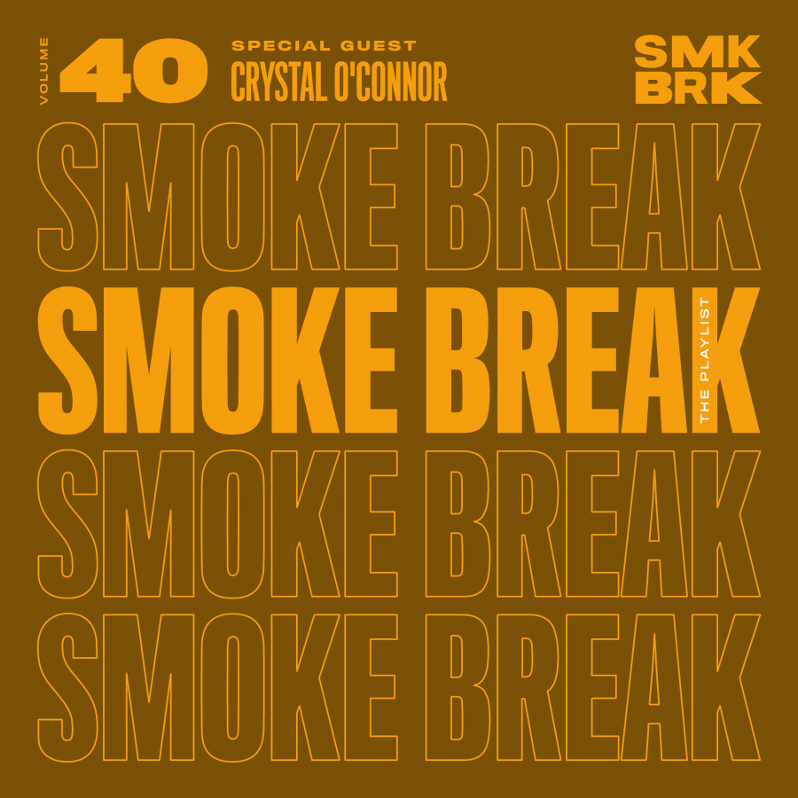 SMK BRK playlist vol 40 cover