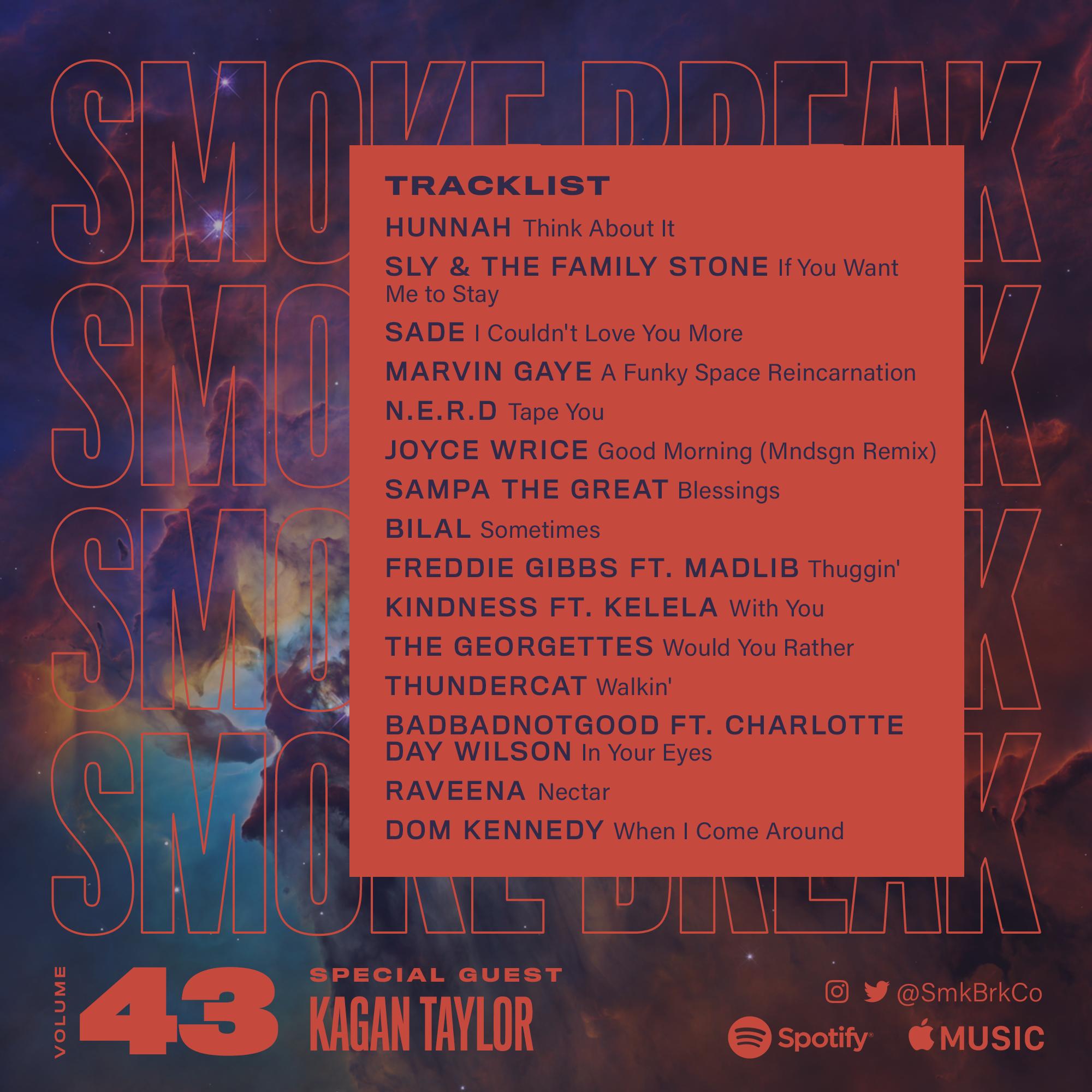 SMK BRK playlist vol 43 back cover