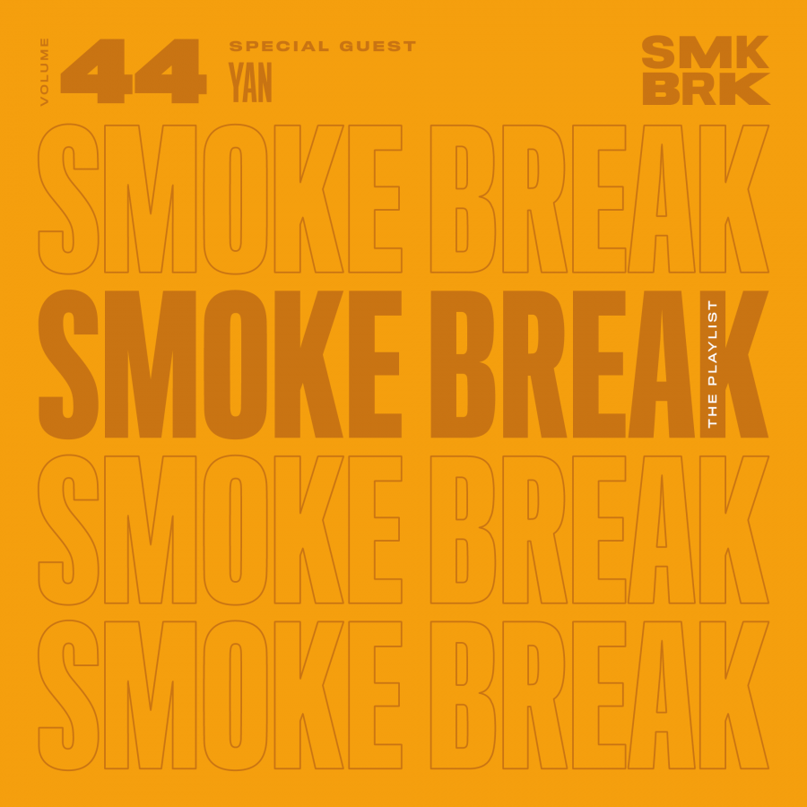 SMK BRK playlist vol 44 cover