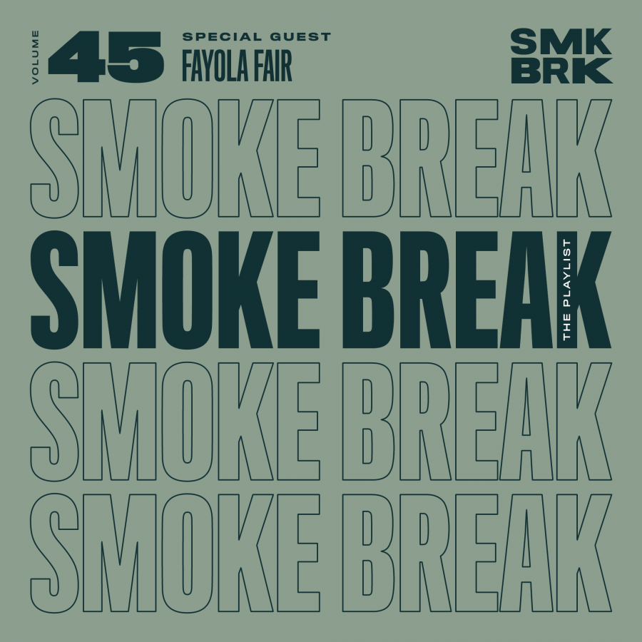 SMK BRK playlist vol 45 cover