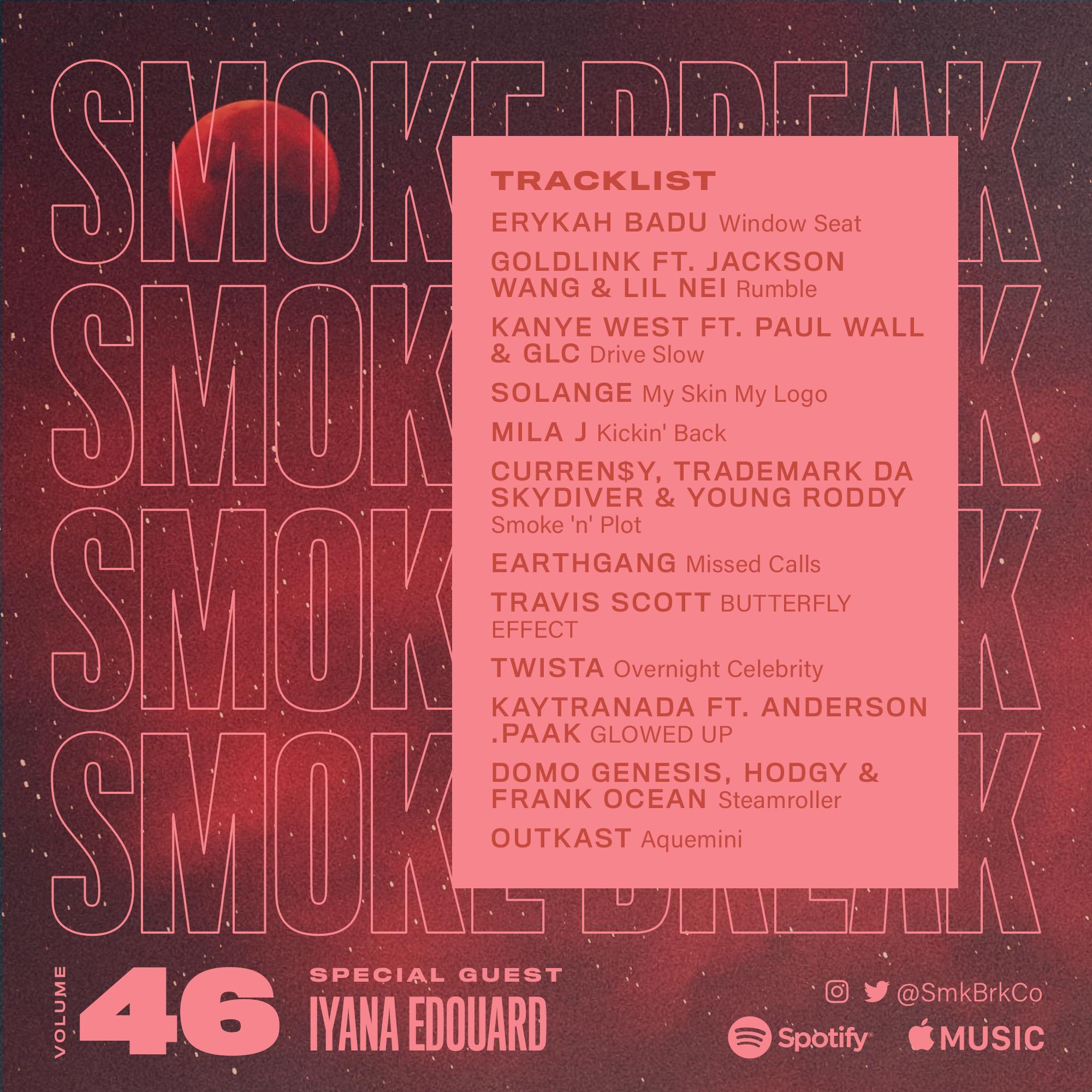 SMK BRK playlist vol 46 back cover