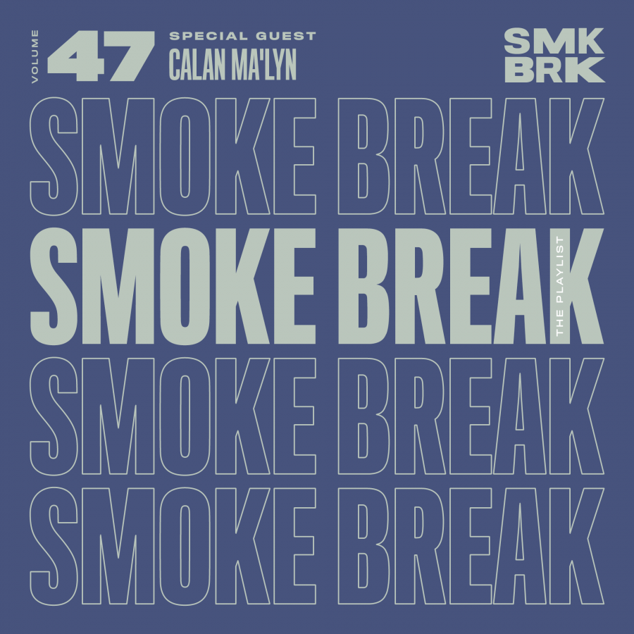 SMK BRK playlist vol 47 cover