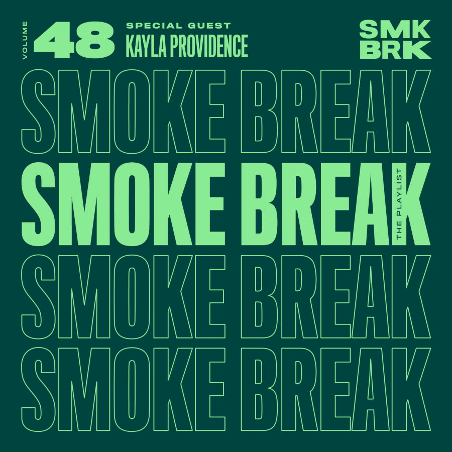 SMK BRK playlist vol 48 cover