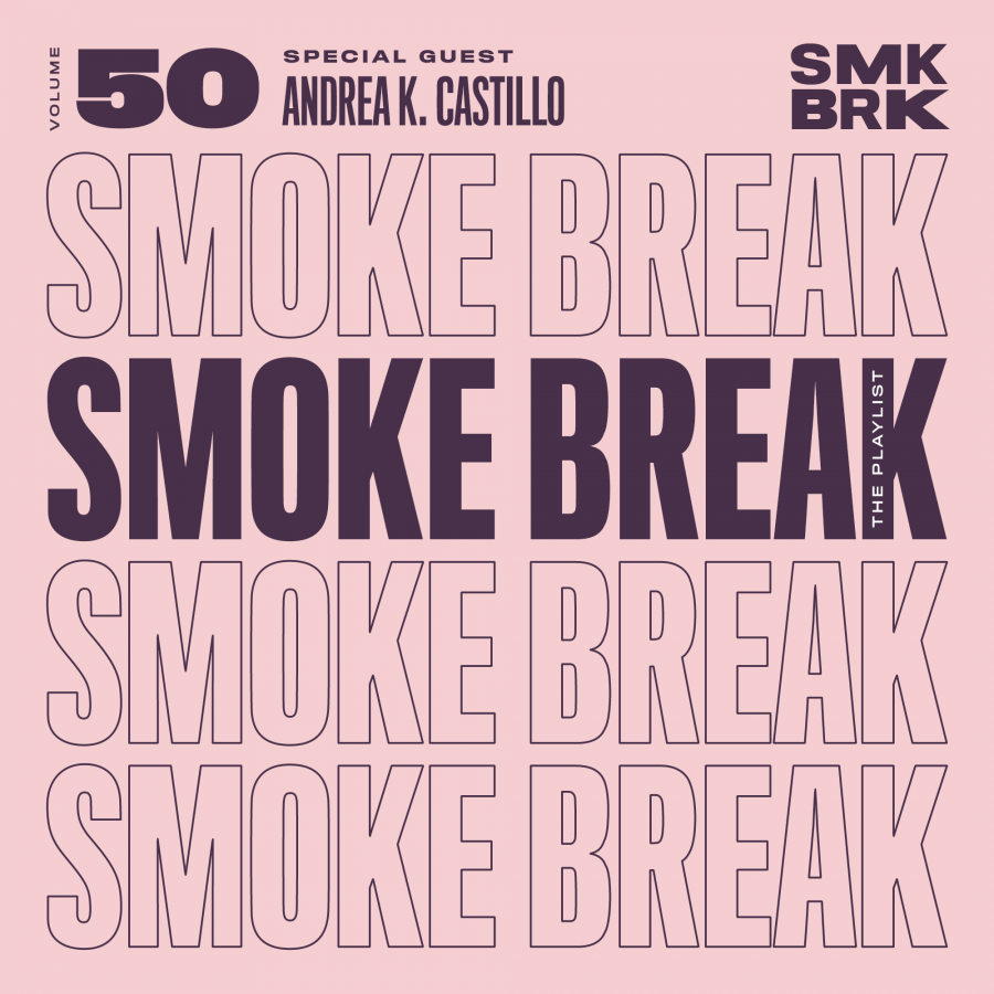 SMK BRK playlist vol 50 cover