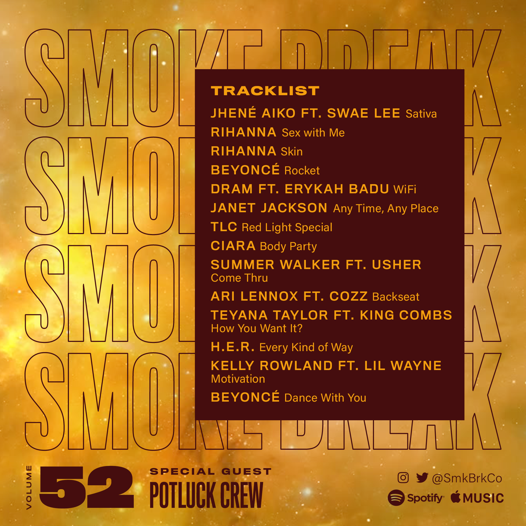 SMK BRK playlist vol 52 back cover