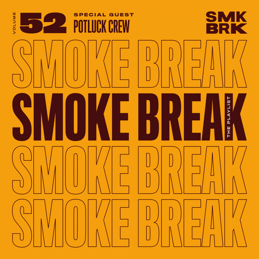 SMK BRK playlist vol 52 cover