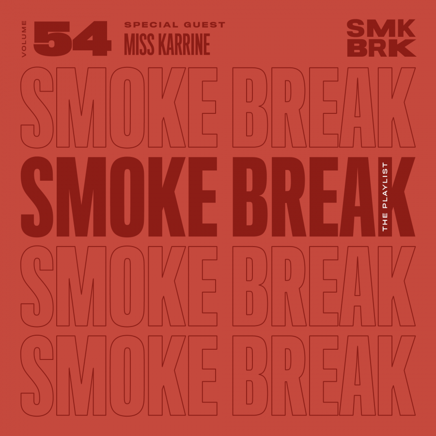 SMK BRK playlist vol 54 cover