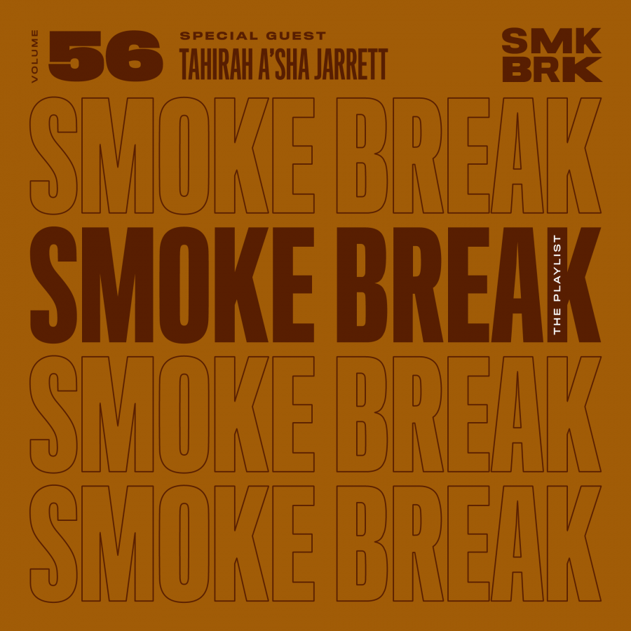 SMK BRK playlist vol 56 cover