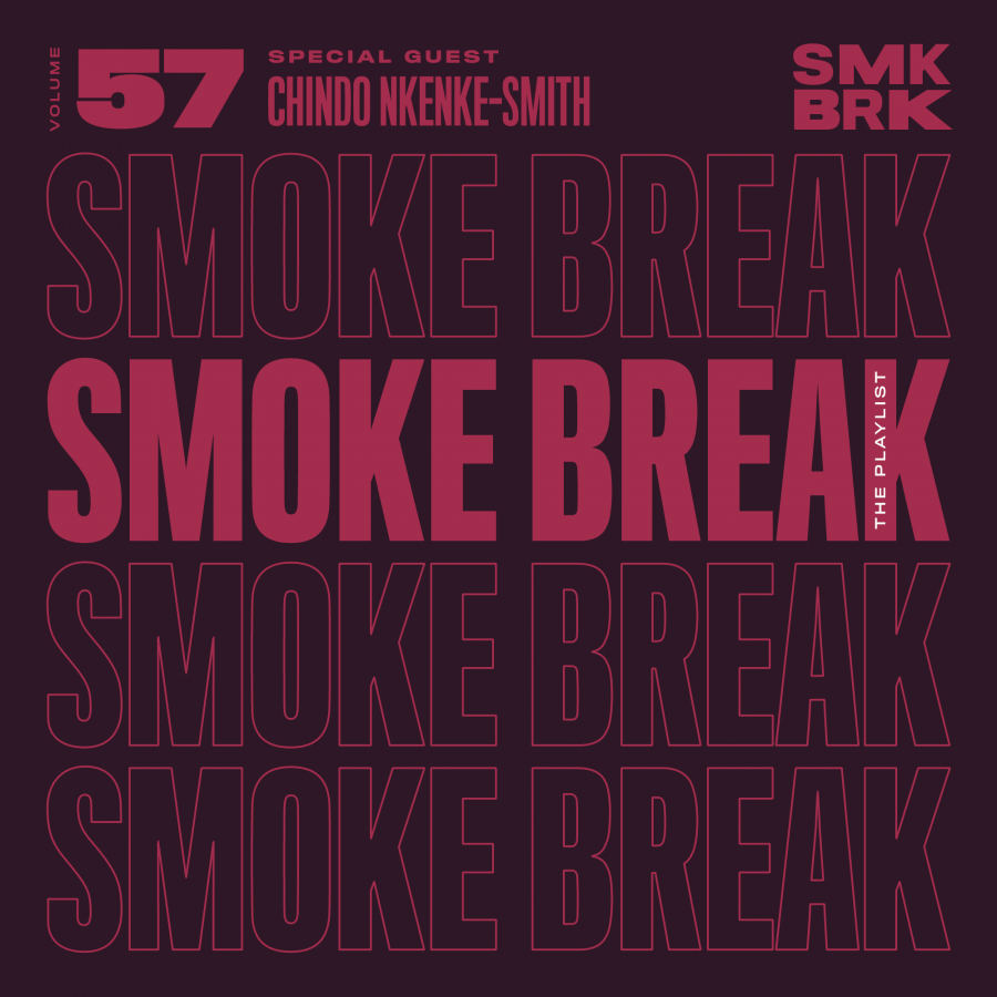 SMK BRK playlist vol 57 cover