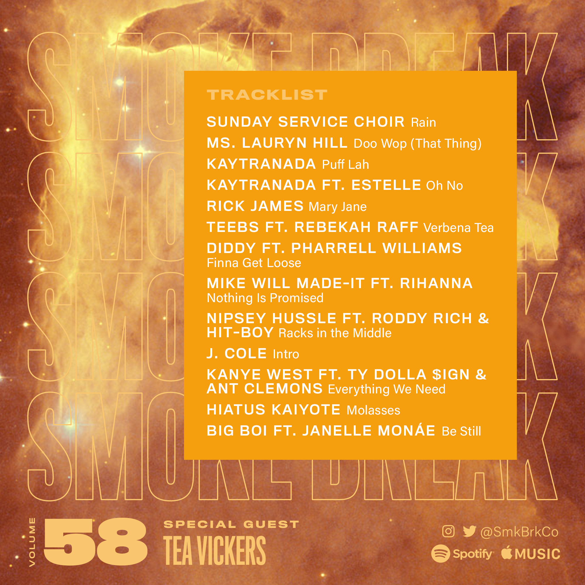 SMK BRK playlist vol 58 back cover