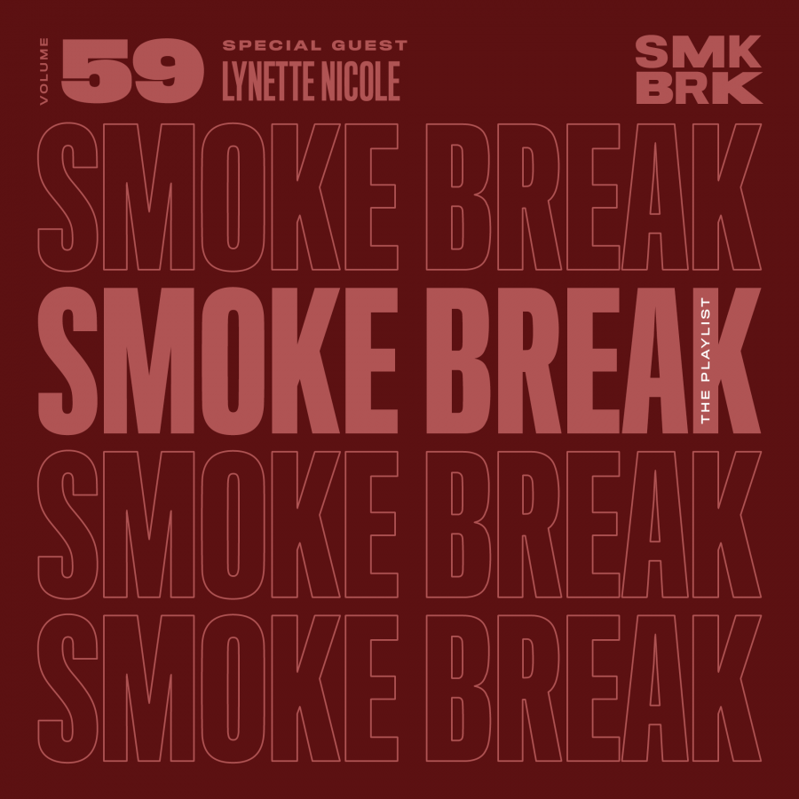 SMK BRK playlist vol 59 cover