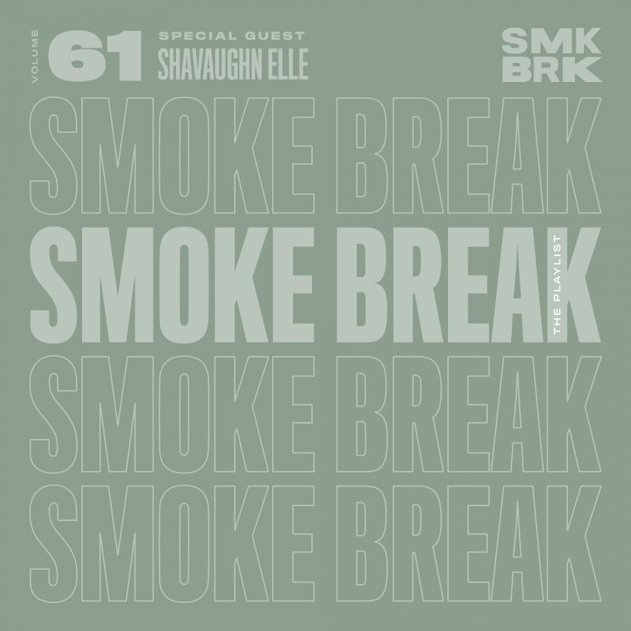SMK BRK playlist vol 61 cover