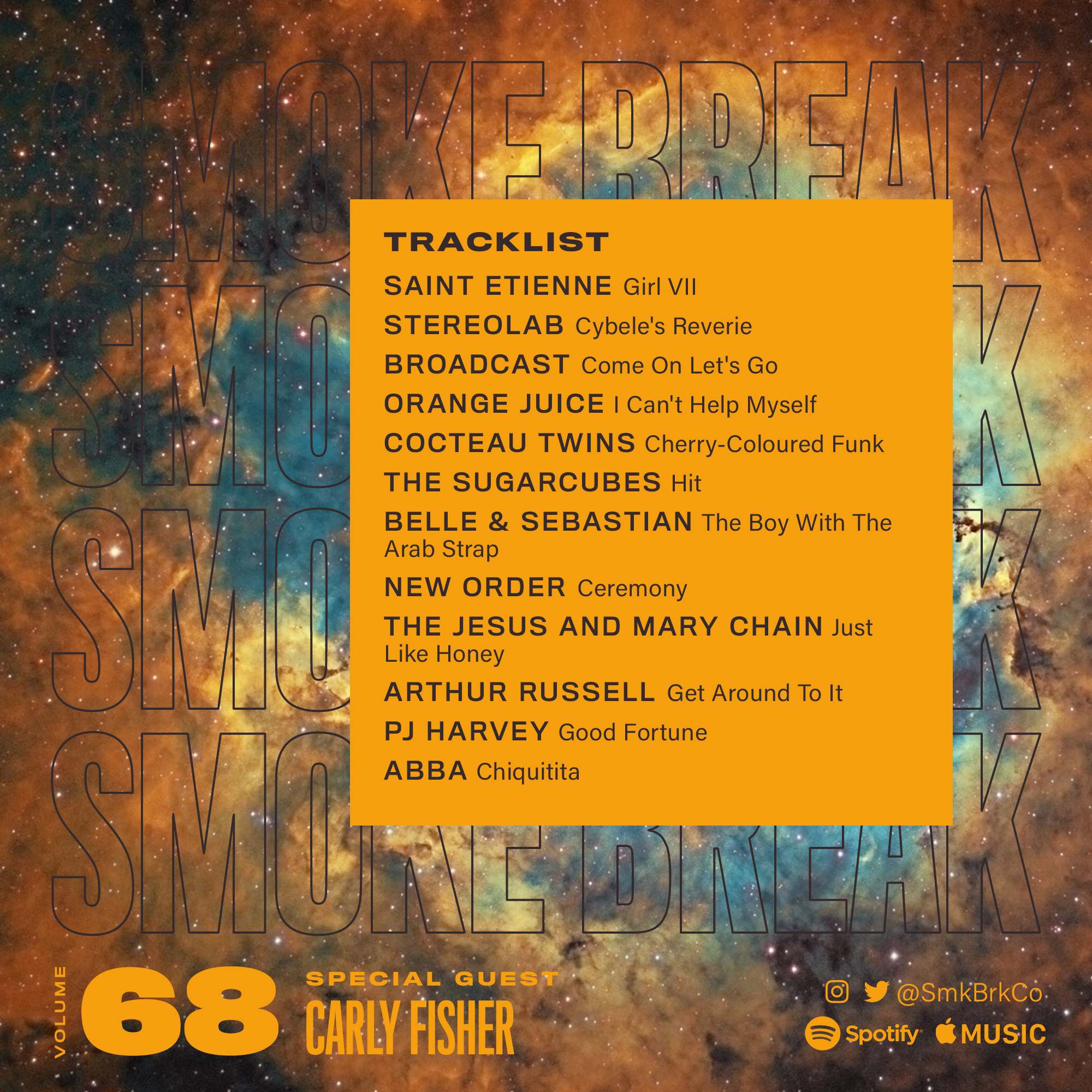 SMK BRK playlist vol 68 back cover