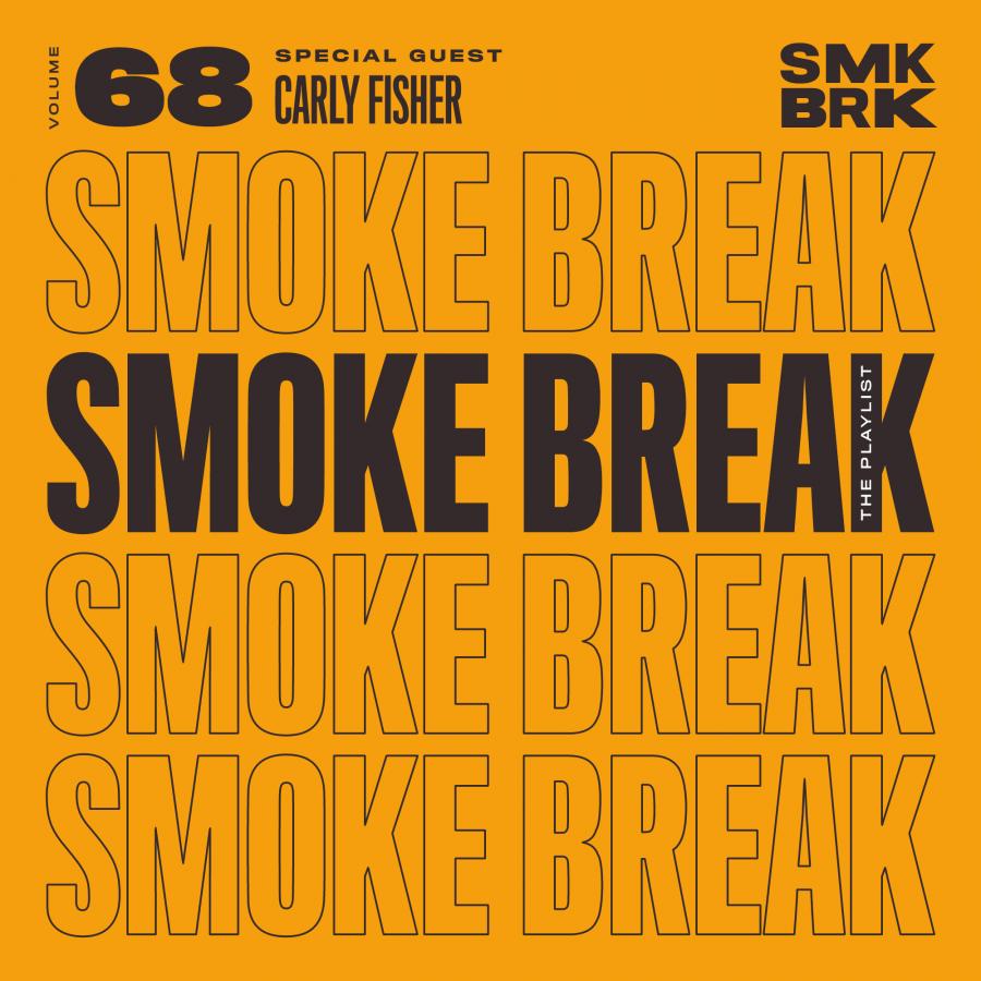 SMK BRK playlist vol 68 cover