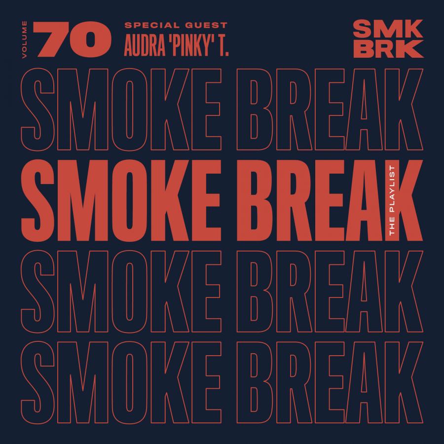 SMK BRK playlist vol 70 cover