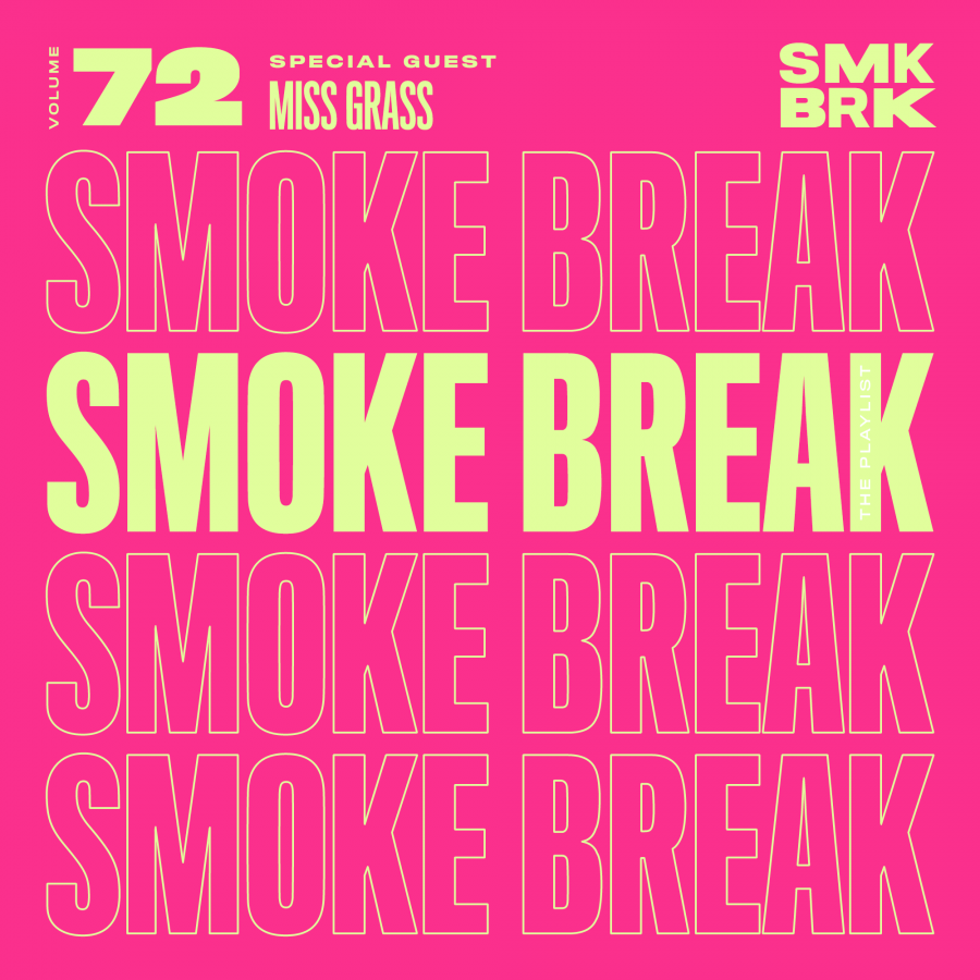 SMK BRK playlist vol 72 cover miss grass