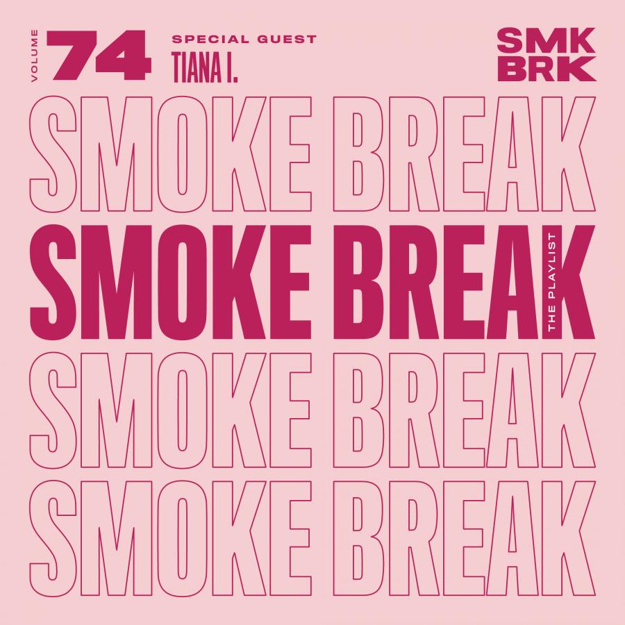 SMK BRK playlist vol 74 cover