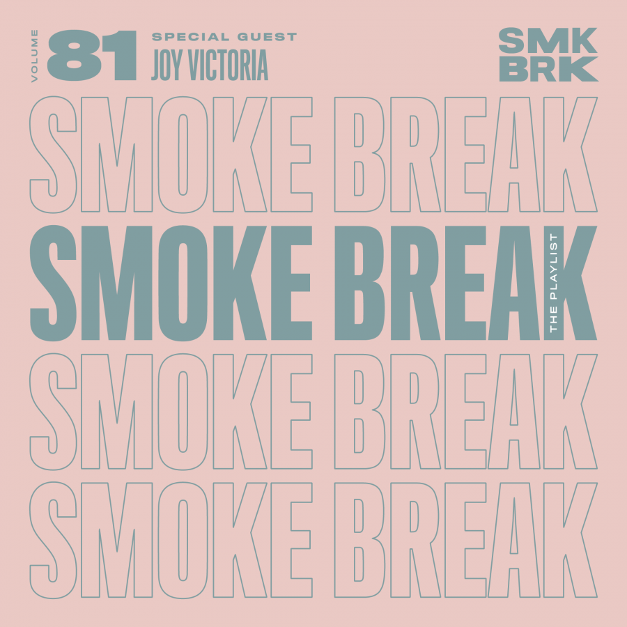 SMK BRK playlist vol 81 front cover