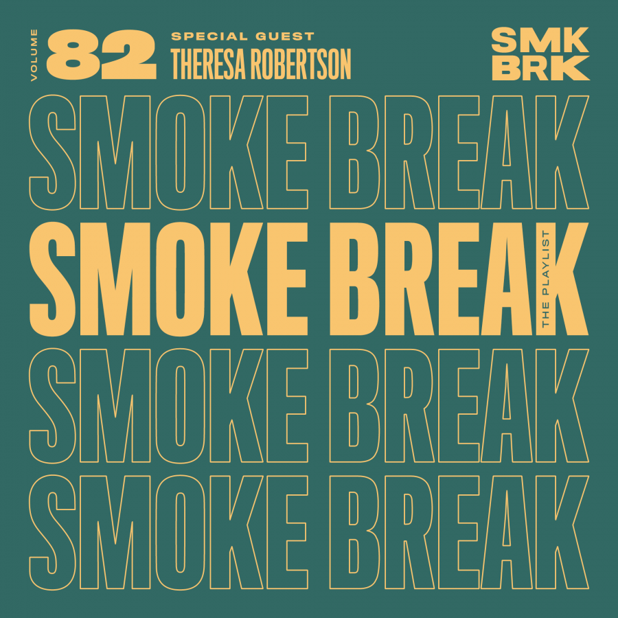 SMK BRK playlist vol 82 front cover