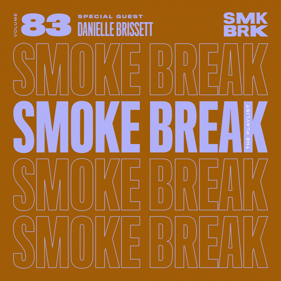 SMK BRK playlist vol 83 front cover