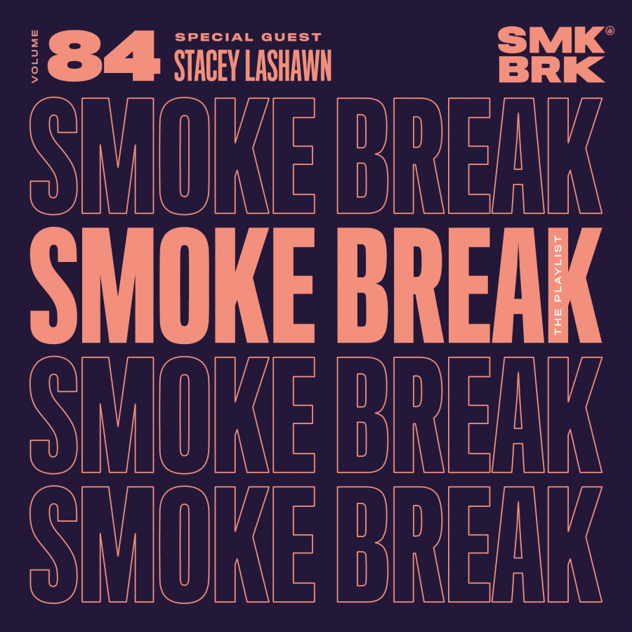 SMK BRK playlist vol 84 front cover