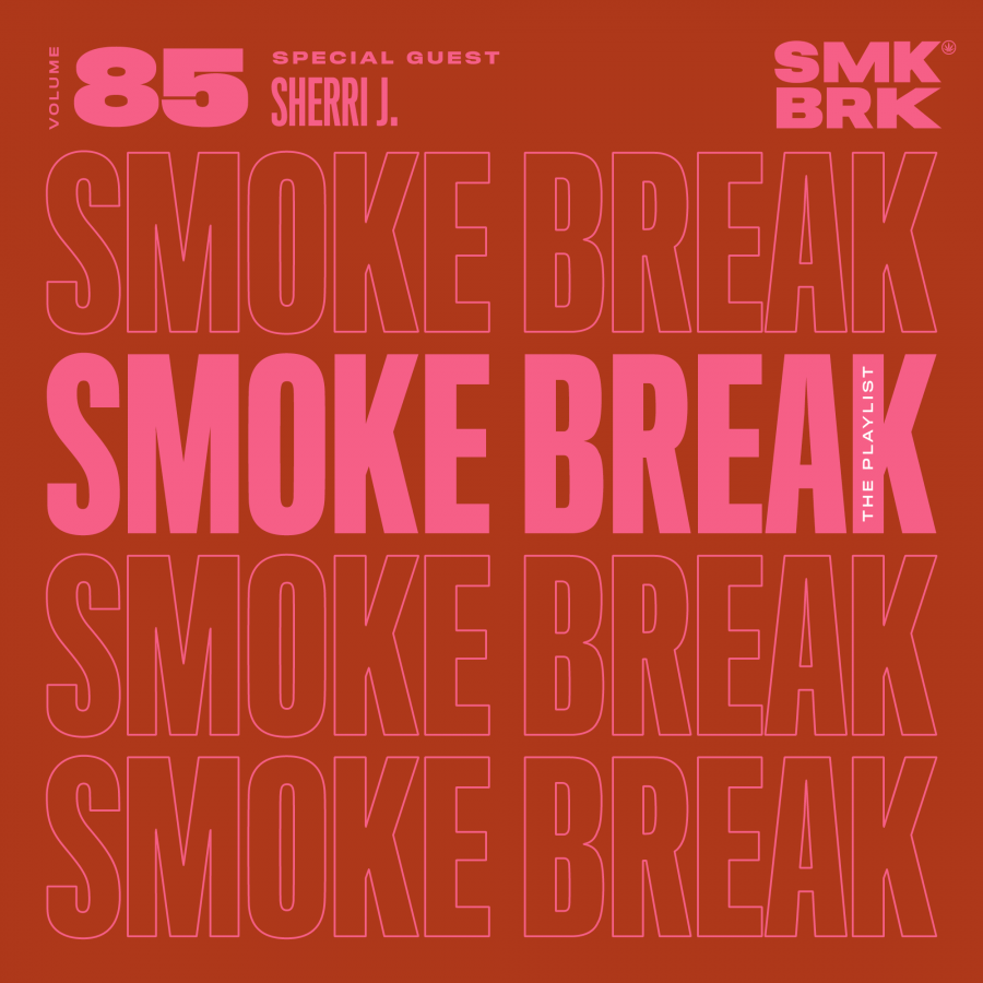 SMK BRK playlist vol 85 front cover