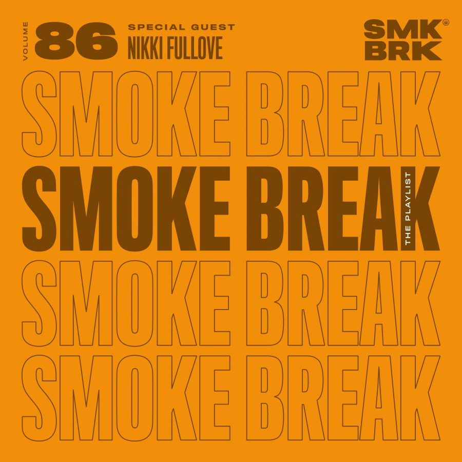 SMK BRK playlist vol 86 front cover