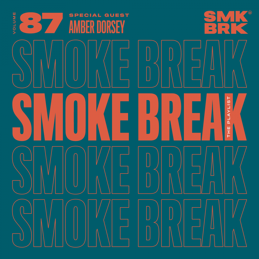 SMK BRK playlist vol 87 front cover