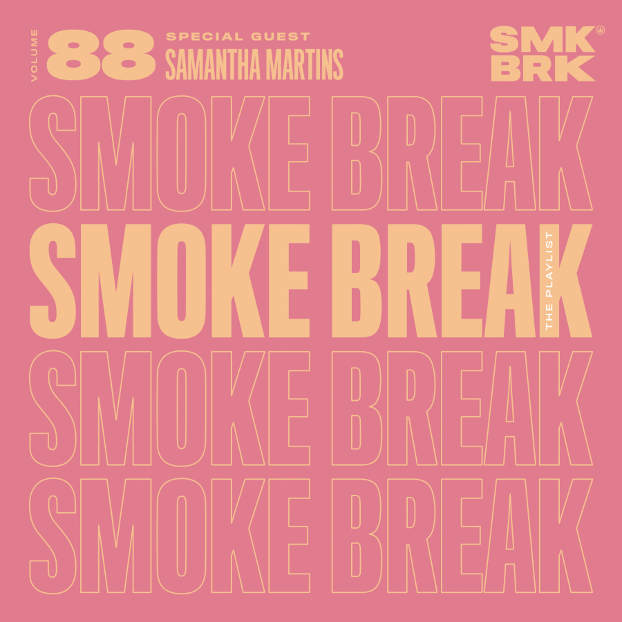 SMK BRK playlist vol 88 front cover